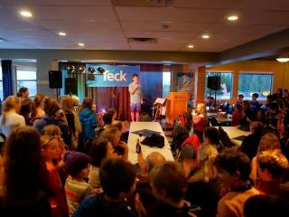 2015 Teck Midget Championship Awards Ceremony, Mt. Washington.